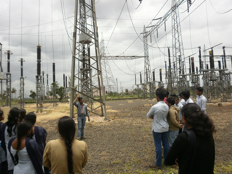 Jejuri Substation