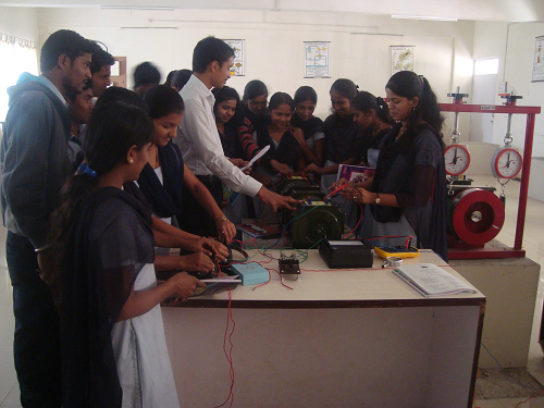 Electrical Machine Lab - II