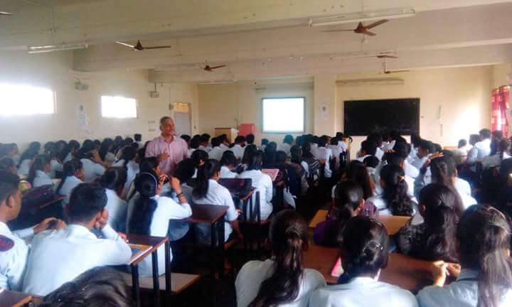 Anxiety Management GUest Lecture
