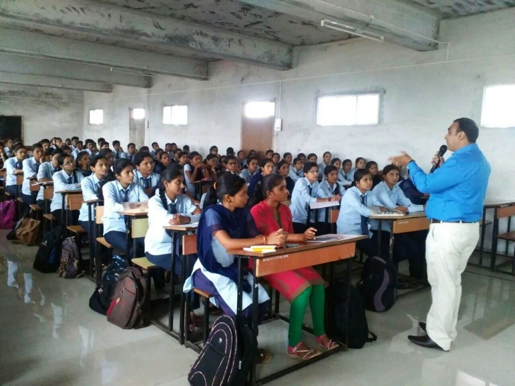 Mr.Indranil Jadhav(How To Build Your Future